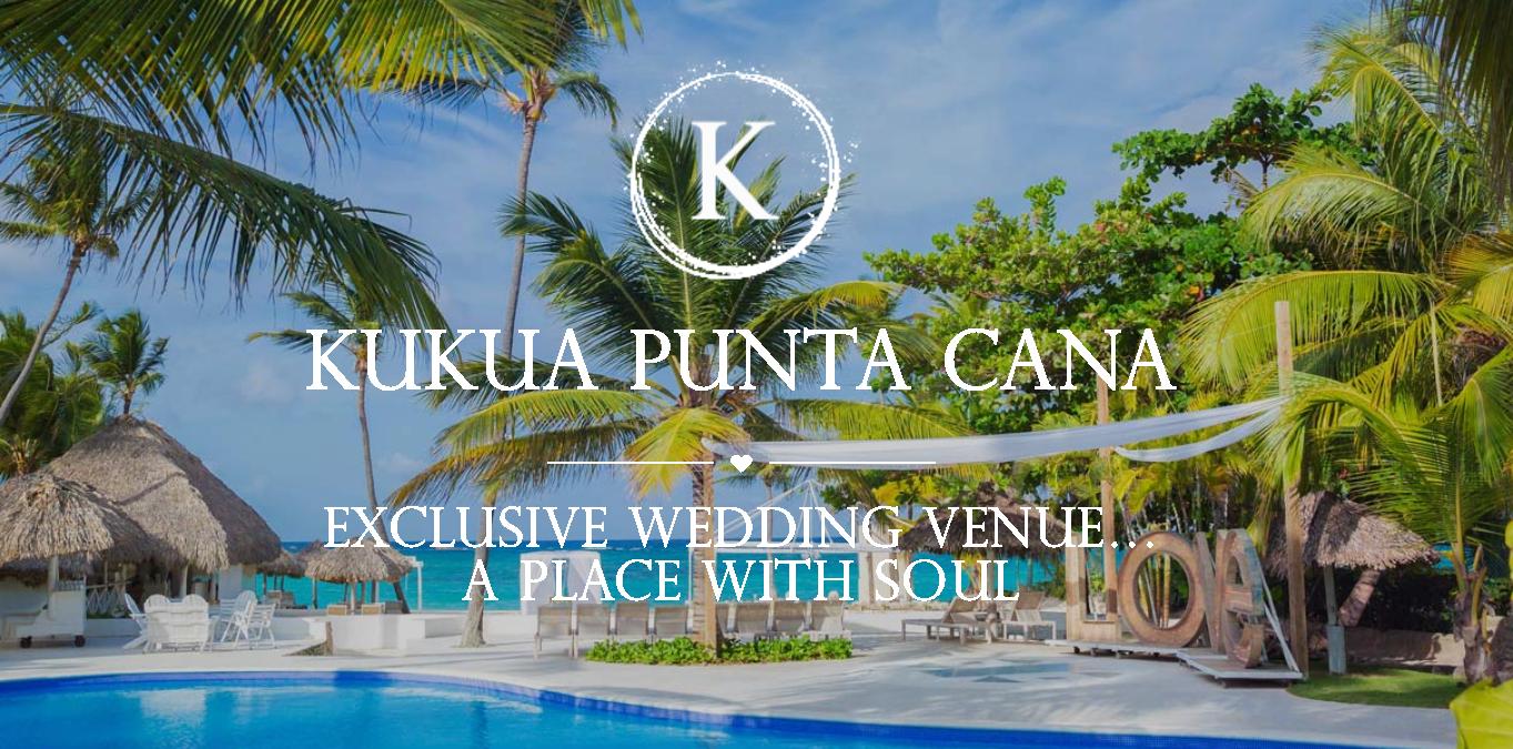 Kukua Punta Cana Wedding Venue Ceremony Reception