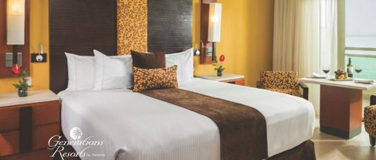 Oceafront Luxury Jacuzzi Suite Generations