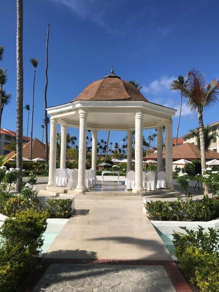 Majestic Mirage Wedding Garden Gazebo