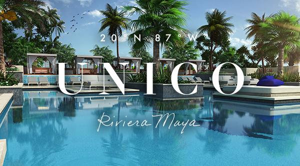 Unico Riviera Maya Logo