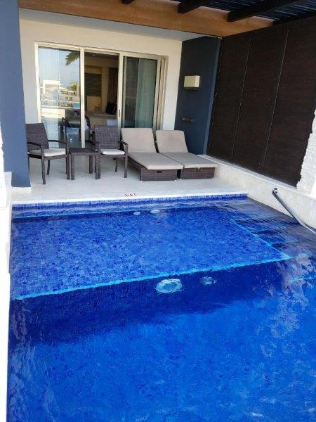 Royalton Blue Waters Swim Up Suite