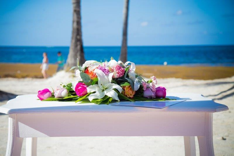Punta Cana Wedding Flowers