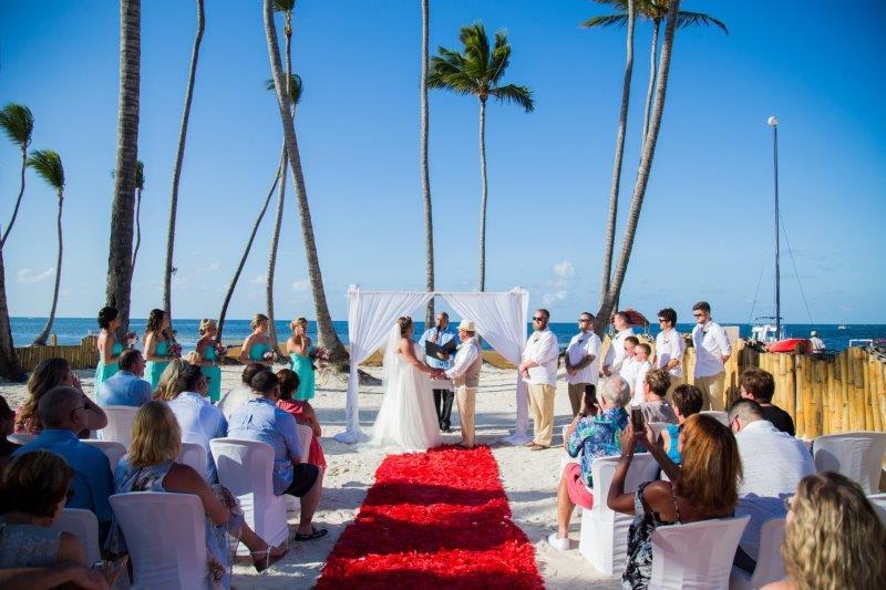 Punta Cana Destination Wedding