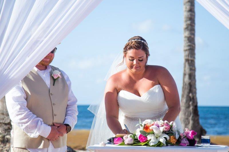 Punta Cana Wedding License