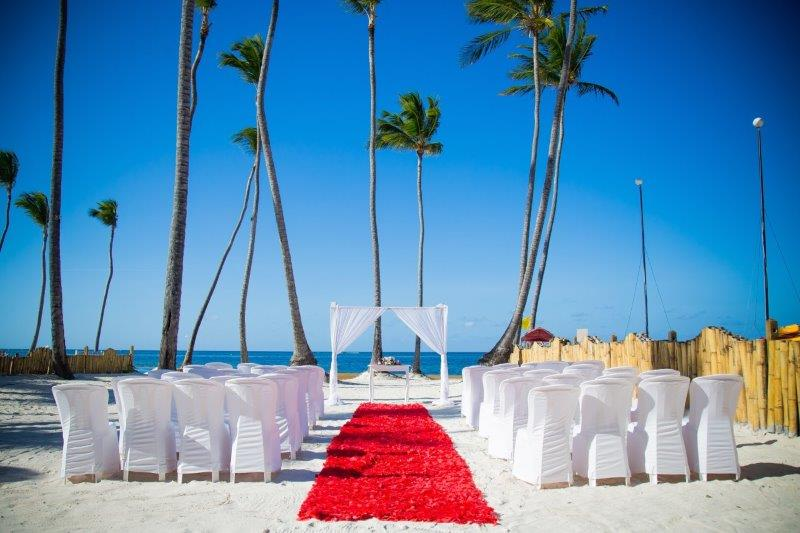 Punta Cana Wedding Ceremony