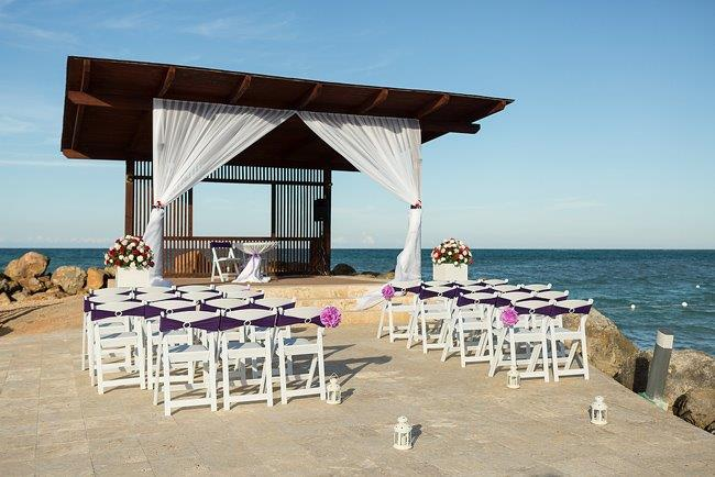 Royalton White Sands Gazebo