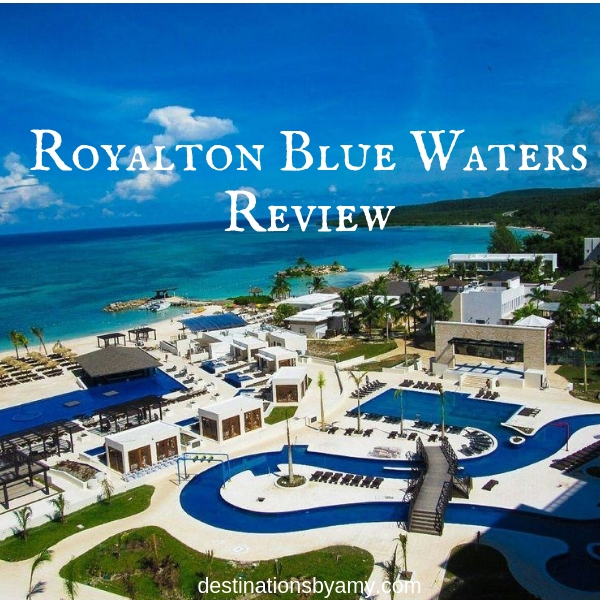 Royalton Blue Waters Destination Wedding