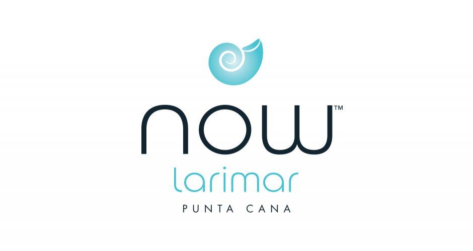 NOW Larimar Punta Cana Logo