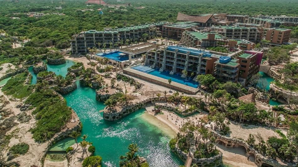Hotel XCaret Mexico Restaurant Menus