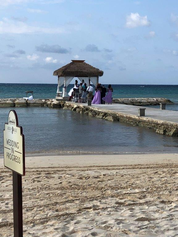 Sandals Montego Bay Destination Wedding